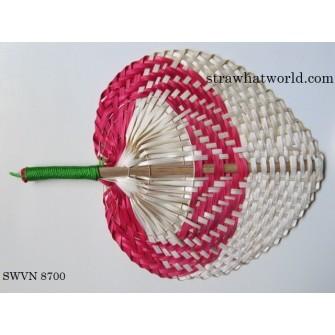 Natural Hand Fan SWVN 8700